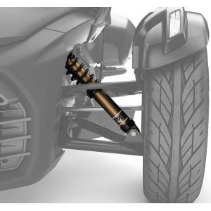 BRP Can-Am SPYDER F3-T F3-LTD用 フォックス アジャスタブル フロントショック|lirica-store