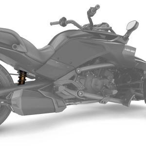 BRP Can-Am SPYDER F3-T F3-LTD用 フォックス アジャスタブル リアショック|lirica-store