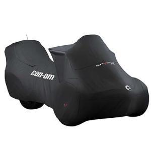 BRP CAN-AM SPYDER F3-LTD用 トレーリング カバー|lirica-store