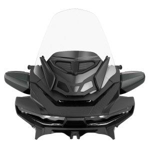 Adjustable Touring Vented Windshield クリア 2020〜 SPYDER RT BRP CAN-AM SPYDER 純正オプション lirica-store