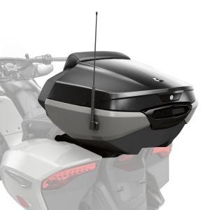 SPYDER F3T用 〜2019 トップケース&パッセンジャーバックレスト 純正カスタムパーツ 219400898 lirica-store