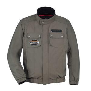 メンズ ブルース プラス ジャケット BRP Can-Am SPYDER|lirica-store