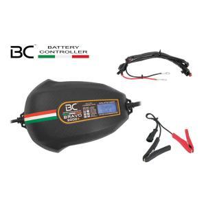 BC(BATTERY CONTOROLLER社) BRAVO 2000+ バイク、乗用車用 バッテリーチャージャー&テスター|lirica-store
