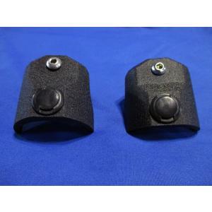 Can-Am SPYDERF3用 ミラーマウント&RAM用穴付ハンドルトップキャップ SM6用|lirica-store