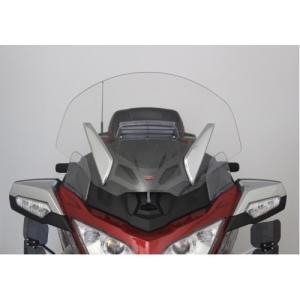 Spyder RTシリーズ用 ワイドスポーツスクリーン 開閉ベント付き F4CUSTOM製 lirica-store