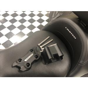 ハンドルバーライザー  Spyder RT 2020〜・F3用 Lamonster Garage製|lirica-store