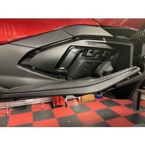 RT用 ドライバー フロアボード ライザー 2020〜モデル用 Can-Am SPYDER|lirica-store