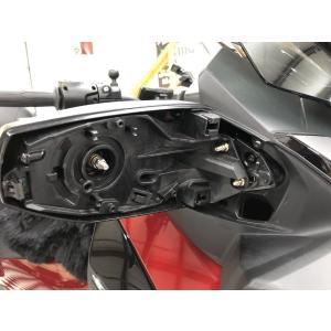 SPYDER 2020〜RT・F3LTD.F3T用 ミラーロック ミラーのブレ防止キット lirica-store