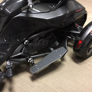 Can-Am SPYDERF3用 RIP BOARDS UFIT#2&#3用|lirica-store