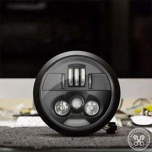 BMW Classics EvoS LEDヘッドライト コンバージョンキット MOTODEMIC|lirica-store