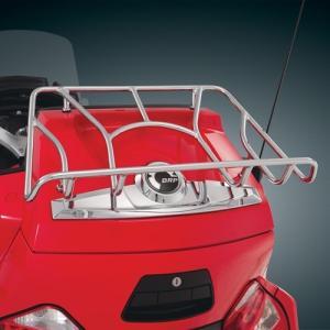 SPYDER RT用 ツアートランクラック クローム Tour Trunk Rack SHOW CHROME製|lirica-store