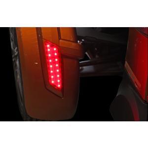 BRP Can−Am SPYDER Fフェンダー LEDバックマーカー(レッド)CustomDynamics製|lirica-store