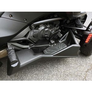 Can-Am SPYDER F3用 LUX Floorboards for all F3 series  TRICKLED製|lirica-store