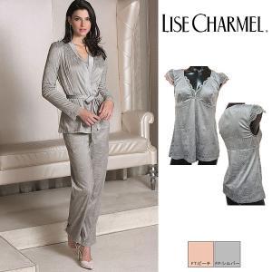 リズシャルメル LISE CHARMEL フレンチスリーブ トップス 品番ALC4241 インポートランジェリー|lisecharmel