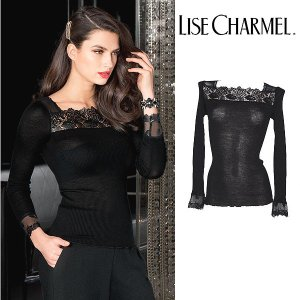 リズシャルメル LISE CHARMEL ブラウス 品番ANC2168 インポートランジェリー|lisecharmel