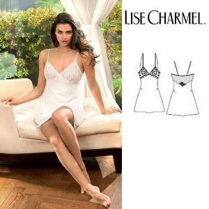 リズシャルメル LISE CHARMEL スリップ 品番ALC1068 インポートランジェリー|lisecharmel