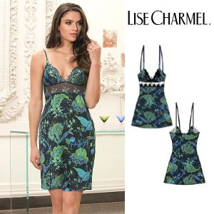 リズシャルメル LISE CHARMEL スリップ 品番ALC1076 インポートランジェリー|lisecharmel