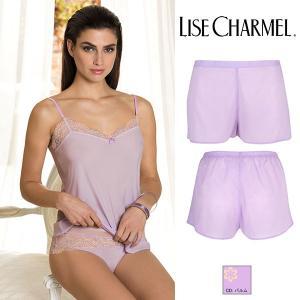 リズシャルメル LISE CHARMEL フレアショーツ(シルクジョーゼット) 品番ALG0110 インポートランジェリー|lisecharmel