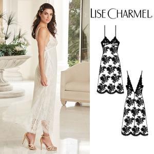 リズシャルメル LISE CHARMEL ロングスリップ ナイティ 品番ALG1122 インポートランジェリー|lisecharmel