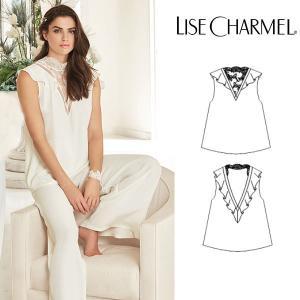 リズシャルメル LISE CHARMEL トップス 品番ALG5022 インポートランジェリー|lisecharmel