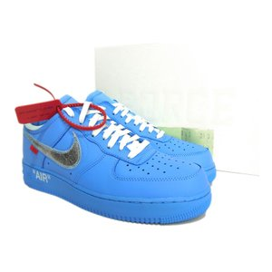 ナイキ NIKE × オフホワイト OFF-WHITE ■ AIR FORCE 1 LOW MCA ...