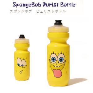 サイクルボトル Sponge V3「スポンジ・ボブ」ピュリストボトル  22oz(約640ml)|liten-up