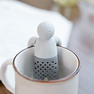 ティーストレーナー 茶漉し君 紅茶などに...