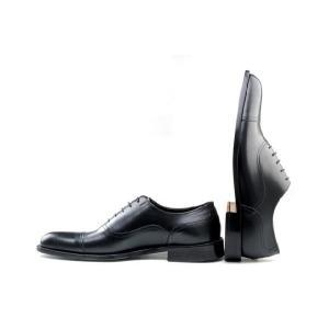 ビジネスシューズ 本革 大きいサイズ 紳士靴 滑り止め 革底 革靴 冠婚葬祭 結婚式 マナー 2010125DKBK|little-globe|03