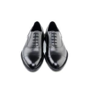 ビジネスシューズ 本革 大きいサイズ 紳士靴 滑り止め 革底 革靴 冠婚葬祭 結婚式 マナー 2010125DKBK|little-globe|04