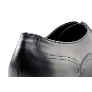 ビジネスシューズ 本革 大きいサイズ 紳士靴 滑り止め 革底 革靴 冠婚葬祭 結婚式 マナー 2010125DKBK|little-globe|06