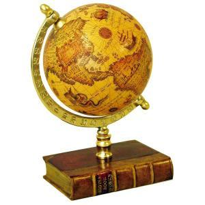 ブラスアーク・ミニグローブ オンブック|little-globe
