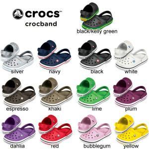 クロックス クロックバンド(crocs crocband)|little-globe