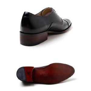 本革 ビジネスシューズ ストレートチップ メダリオン 紳士靴 靴 fa1111p|little-globe|03