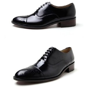 本革 ビジネスシューズ ストレートチップ メダリオン 紳士靴 靴 fa1111p|little-globe|06