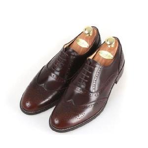 ビジネスシューズ ウイングチップ メダリオン 紳士靴 靴 ウィングチップ fa1117|little-globe|02