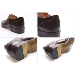 ビジネスシューズ ウイングチップ メダリオン 紳士靴 靴 ウィングチップ fa1117|little-globe|05