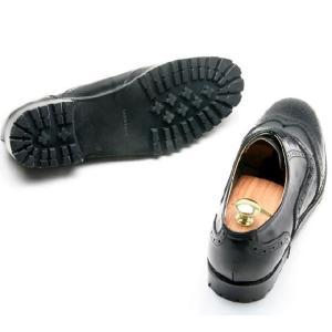 本革 ウイングチップ ラバーソール 靴 ビジネスシューズ ウィングチップ fa1119|little-globe|06