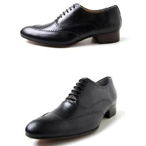 本革 ユーチップ 紳士靴 甲高 幅広 Uチップ 靴 ビジネスシューズ fa1123|little-globe|05