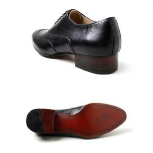 本革 ユーチップ 紳士靴 甲高 幅広 Uチップ 靴 ビジネスシューズ fa1123|little-globe|06