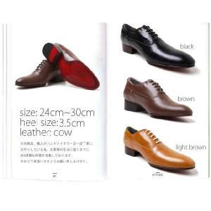 ビジネスシューズ 内羽根 プレーントゥ カジュアル 紳士靴 靴 fa1124|little-globe|02