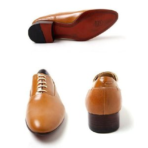 ビジネスシューズ 内羽根 プレーントゥ カジュアル 紳士靴 靴 fa1124|little-globe|04