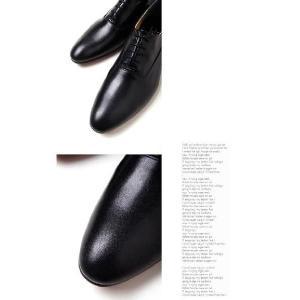 ビジネスシューズ 内羽根 プレーントゥ カジュアル 紳士靴 靴 fa1124|little-globe|05