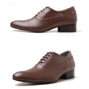 ビジネスシューズ 内羽根 プレーントゥ カジュアル 紳士靴 靴 fa1124|little-globe|06
