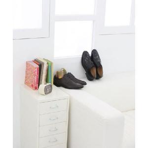 本革 紳士靴 ウイングチップ メダリオン ビジネス 定番 おかめ飾り 靴 ビジネスシューズ ウィングチップ fa2011q|little-globe|04