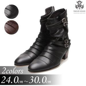 エンジニアブーツ ペコスブーツ メンズ スタイル重視 細身 シルエット 大きいサイズ 30cm 小さいサイズ 24cm 靴 ワークブーツ fa3444l|little-globe