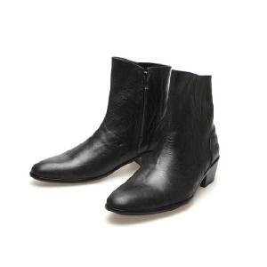 ブーツ アンクル ショート エンジニア メンズ 大きい靴 小さいサイズ 24cm 24.5センチ 28.5cm 28センチ 靴 ワークブーツ fa4554q|little-globe|02
