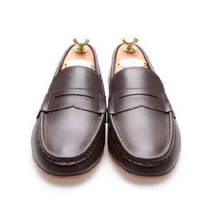 本革ローファー 紳士靴 モカシン カジュアルスタイル 靴 fa4700l|little-globe|02