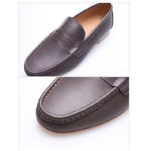 本革ローファー 紳士靴 モカシン カジュアルスタイル 靴 fa4700l|little-globe|04