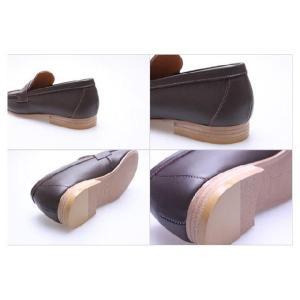 本革ローファー 紳士靴 モカシン カジュアルスタイル 靴 fa4700l|little-globe|05