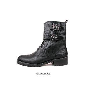 エンジニアブーツ ブーツ バックル取り外し可能 2way ショート ミドル メンズブーツ ハイヒール 靴 ワークブーツ fa4702q|little-globe|04